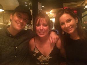 Matt, Rachel, and Becky