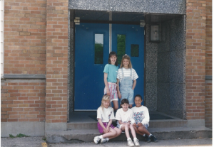 Holy Spirit Elementary-May 1993